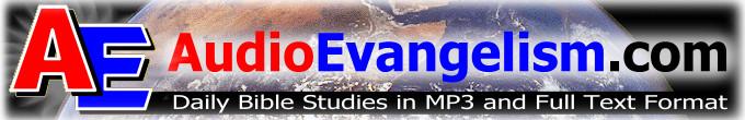 AudioEvangelism.com Logo