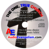 The One, True Church CD label art