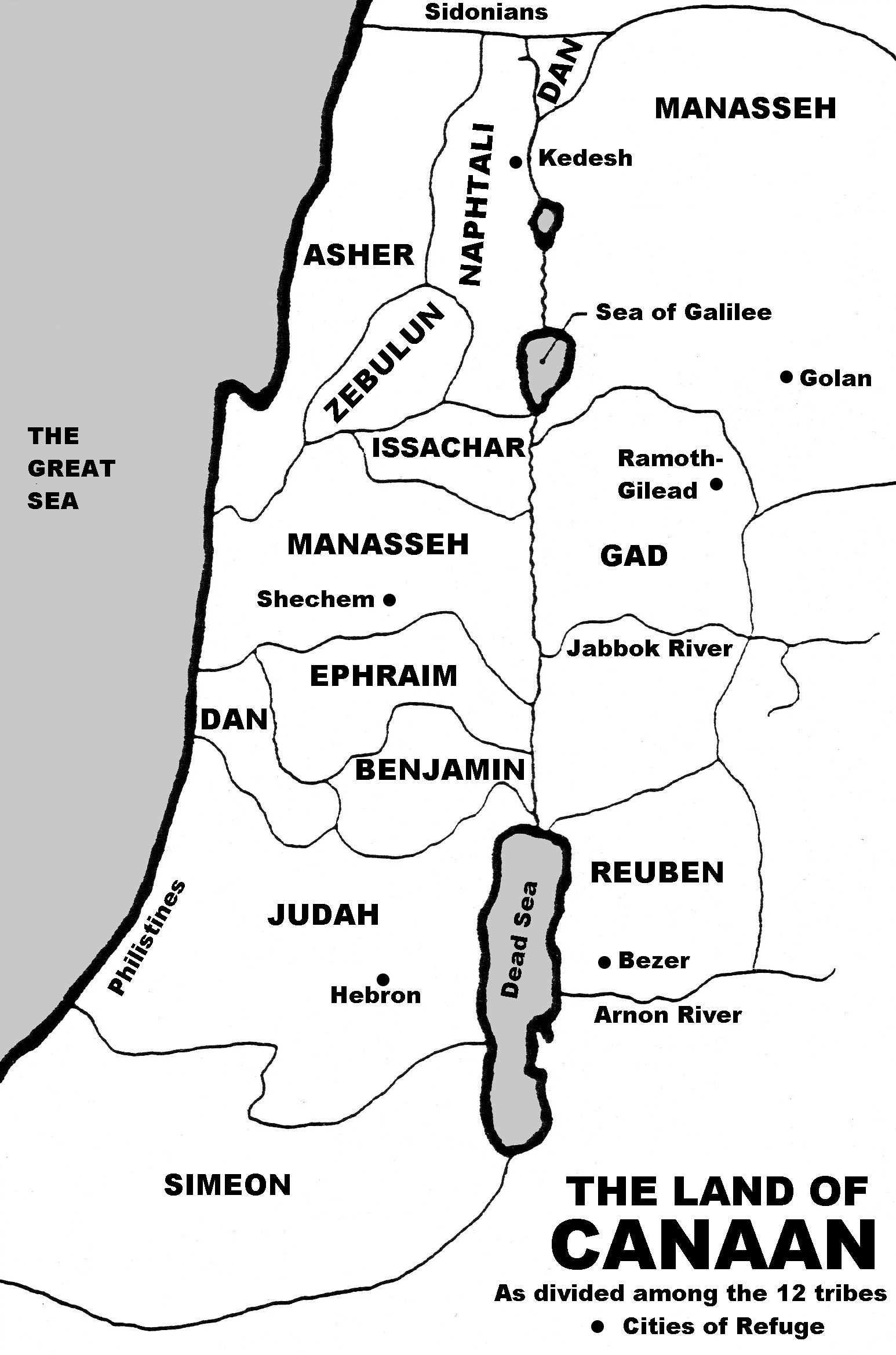 twelve spies of canaan with Dividing The Land Joshua 13 19 on Bible 12 Spies Go Into Canaan Activity in addition Dividing The Land Joshua 13 19 in addition Moses Food Water further 02 Caleb Waiting together with Numbers 191 22 The Law Of The Red Heifer.